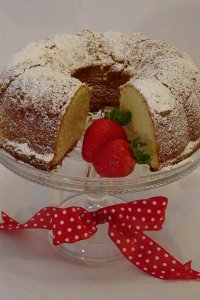 baked from scratch, homestyle pound cake, gourmet cake